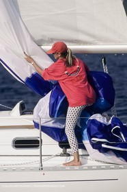 Sailing, cruising, women onboard