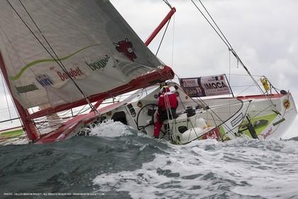10 11 2012 - Les Sables d'Olonne (FRA,85) - Vendée Globe 2012 - Start