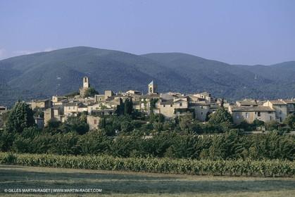 France, Provence, Lubéron, Lourmarin