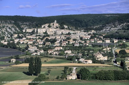 Banon - Higher Provence village