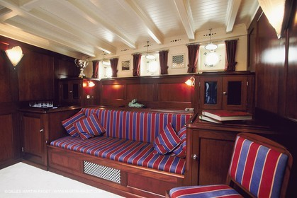 Classic yachts - Thendara