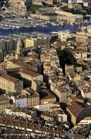 Marseilles, Panier village