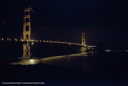 28 02 2011 - San Francisco (USA-CA) - Golden Gate Bridge