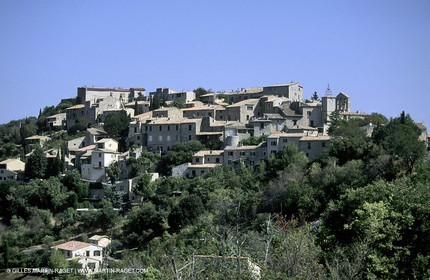 Lurs - Higher Provence village