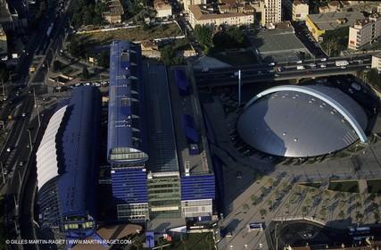 Marseilles, Dôme entertainment center and departement house