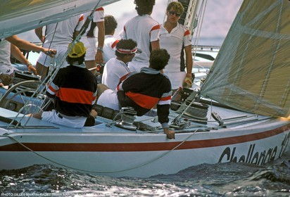 America's Cup, Fremantle 1987, Challenge 12,