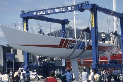 Yacht racing, Offshore racing, Wihtbread RTWR, Fazisi