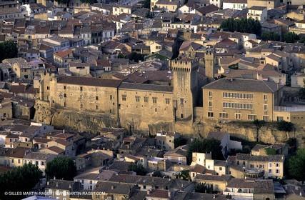 Salon de Provence, L'Emperi castle