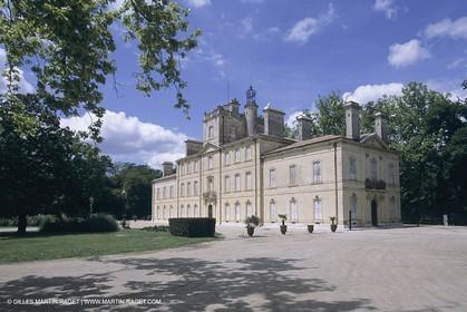 France, Provence, Camargue, Chateau d'Avignon