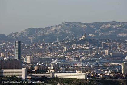 09 06 2012 - Marseille (FRA,13) - La Joliette northern harbor