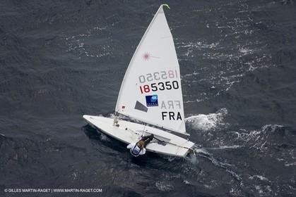 26 04 2007 - 2007 Semaine Olympique Française - Hyères (South of France) - Day 5 - Team France - Laser Radial - Steyaert Sarah