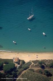 Escalet beach - Saint Tropez Peninsula