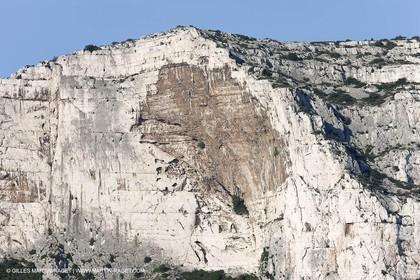 06 05 2009 - Marseille (FRA, 13) - Les Calanques - Devenson cliffs - La Grande Conque