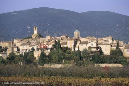 France, Provence, Luberon, Lourmarin