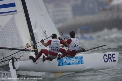 21 08 2008 - Qingdao (CHN) - 2008 Olympic games - Day 13