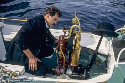 Powerboating, Classic Runabouts, canots d'époque