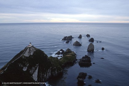 Destinations - South Pacific Ocean - New Zealand