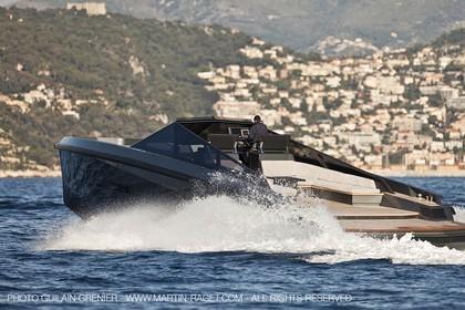 11 11 2009 - Saint Jean Cap Ferrat (FRA,06) Wally Yachts - Wallypower 55