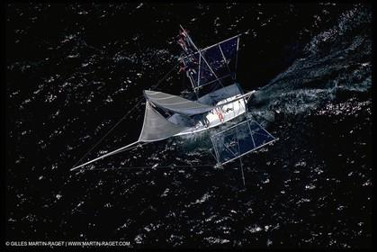 18 feet-aerial view