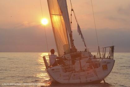 Générali Solo 2005 - Arrivée à Beaulieu Sur Mer