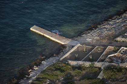 14 07 2012 - Kornati Islands archipelago (Croatia) - Otocic Gangaro Island