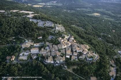 France, Provence, Pays d'Aix en Provence, Ventabren