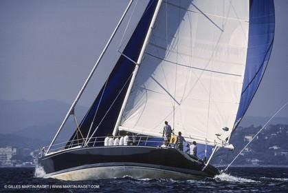 Voile, Croisière, Super Yachts, Javelin