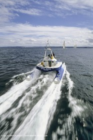 Yacht Racing, Multihull, ORMA 60, Royale Atlantique