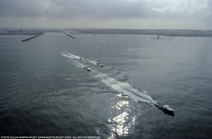 America's cup - San Diego 1995