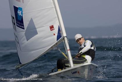 24 04 2008 - Hyères (FRA,83) - Hyères Olympic Week - Day 5.