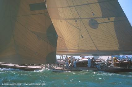 Velsheda - Classic yachts