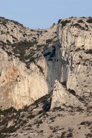 20 03 2009 - Marseille (FRA, 13) - Les Calanques - Mont Puget Est - Cirque des Petelins - Vallon de la Fenêtre