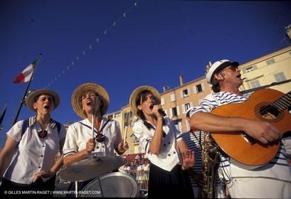 Voiles de Saint Tropez