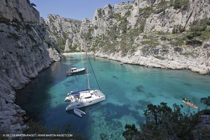 06 05 2009 - Marseille (FRA, 13) - Les Calanques - En Vau