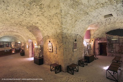 France, Provence, Marseille, Chateau d'If, If Castle