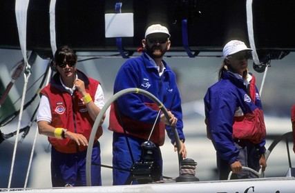 America's cup - San Diego 1995 - Dave Dellenbaugh