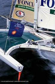 Trimaran Foncia - ORMA 60 class