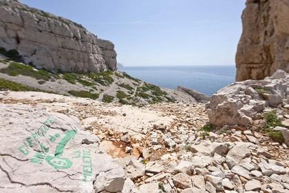 20 05 2009 - Marseille (FRA, 13) - Les Calanques - Calanque du Podestat
