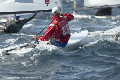 YCPR Laser Europa Cup 2014 - Final Day - Marseille (FRA,13) - 15 04 2014