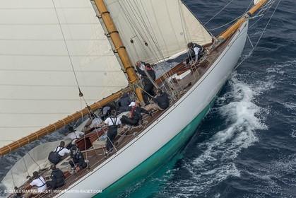 29 09 2014, Saint-Tropez (FRA,83), Voiles de Saint-Tropez 2014, Day 1,