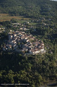 29 10 2012 - Grambois (FRA,84) - Luberon  seen from above