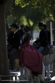 01 05 2009 - Arles (FRA, 13) - Gardians annual fest