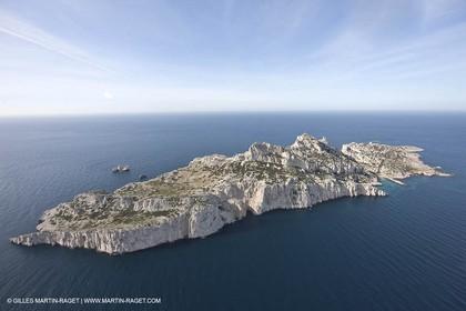 10 03 2009 - Marseille (FRA, 13) - Calanques - Riou Island