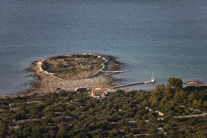 14 07 2012 - Kornati Islands archipelago (Croatia) - Otocic Radejl