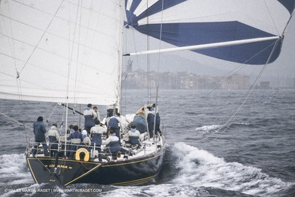 Sailing, Yacht Racing, Maxi monohulls
