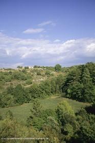 France, Provence, Mas, maison, propriétés, Vansorgues