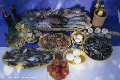 France, Provence, Cuisine, gastronomie, cooking, Bouillabaisse