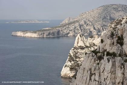 20 03 2009 - Marseille (FRA, 13) - Les Calanques - Cap de Morgiou (l.è) et Cap du Devenson