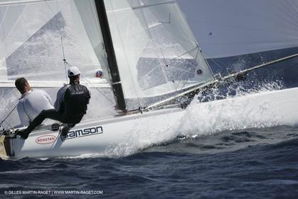 2005 Hyeres Sailing Week (SOF) - Tornado