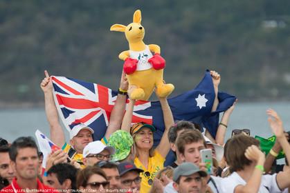 16 08 2016, Rio de Janeiro (BRA), 2016 Olympic Games, Sailing,